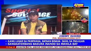 WATCH: DZMM Special Coverage Hagupit ng Habagat | August 11-12, 2018