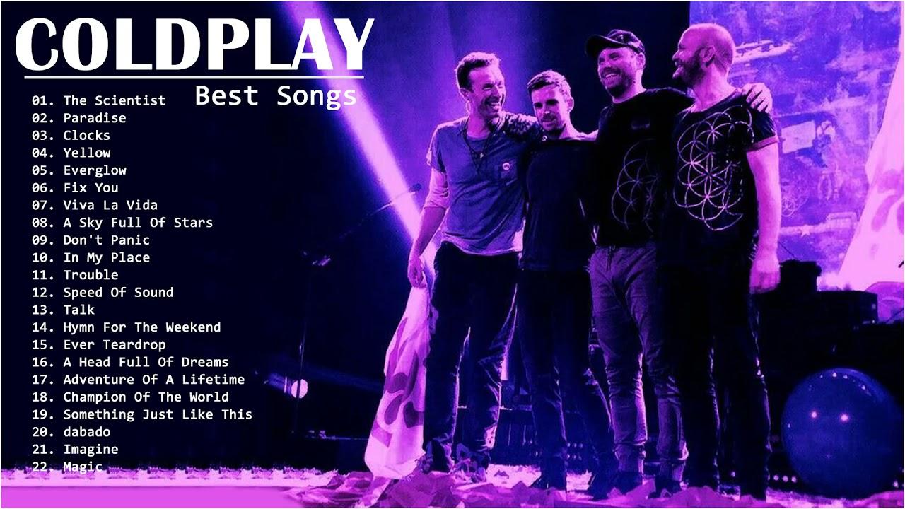 Coldplay Best Songs- Coldplay Greatest Hits Playlist Álbum completo Melhores músicas do Coldpla 2021