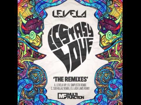 Levela - Ecstasy Love VIP - YouTube
