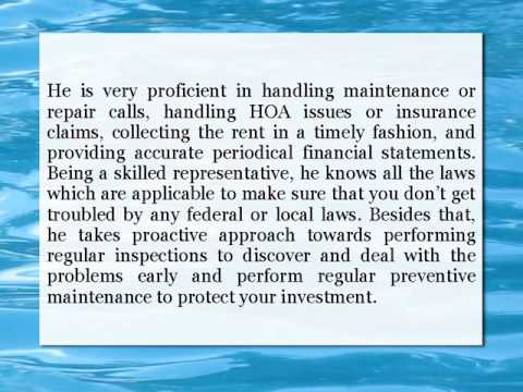 Christian Penta Has Rich Experience In Property Management