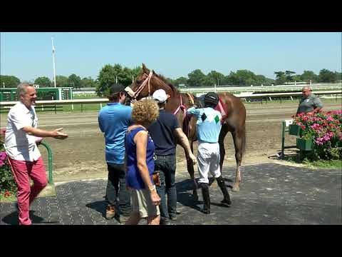 video thumbnail for MONMOUTH PARK 7-4-19 RACE 4
