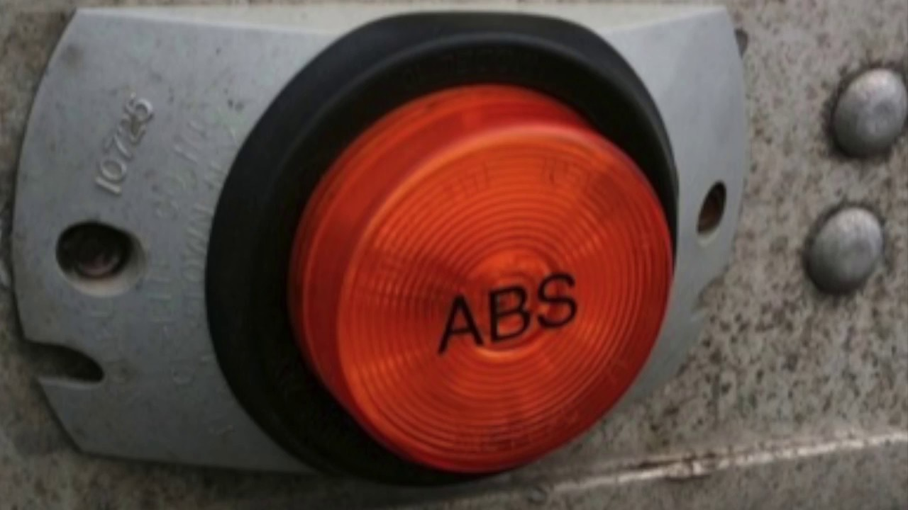 How to Troubleshoot ABS on a Tractor Trailer  YouTube
