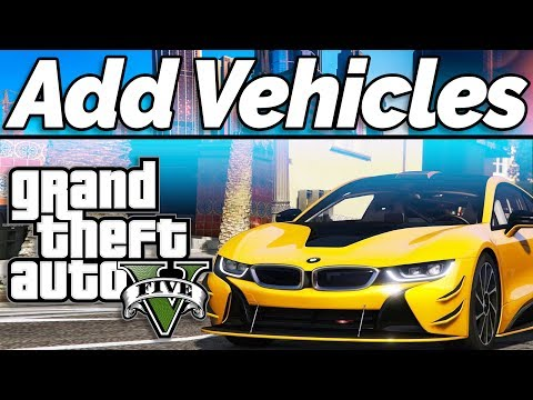 How to Add Vehicles to GTA 5 - Complete Tutorial (GTA Gamer)