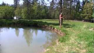 Permaculture Keyline Water Systems: Don Tipping @ Seven Seeds Farm