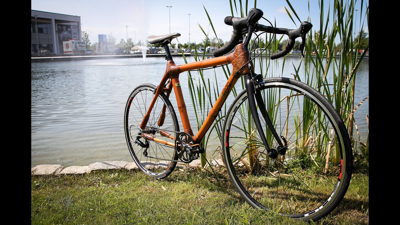 My Boo Bambus Bikes Aus Kiel Made In Ghana Youtube