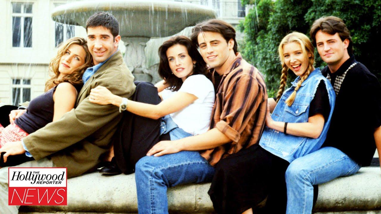 'Friends' Reunion Reveals First Teaser Trailer, Guest Stars & Release Date I THR News