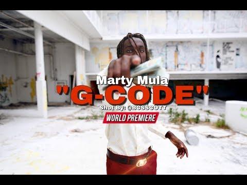 Marty Mula - G-Code