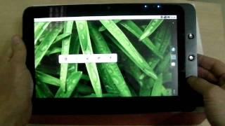 видео Обзор и тест планшета ViewSonic ViewPad 10e