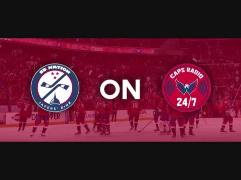 Japers' Rink on Caps Radio 24/7: Matching Up with the Best of theWest