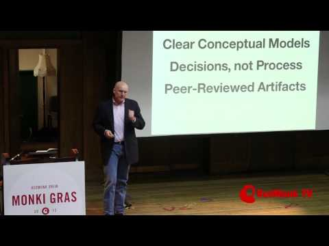 Phil Gilbert (IBM PureSystems) on Scaling Craft at Monkigras 2013