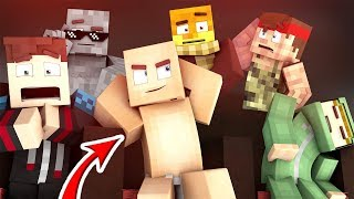 100 YOUTUBER TROLL AN REWI | ER BANNT MICH 😡👎 | Minecraft Hide and Seek