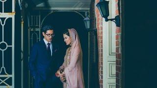 Ayesha & Omer | Engagement / Nikah Ceremony