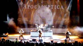 Apocalyptica Till death do us part Teatro Diana 2016