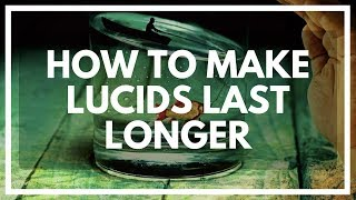 The Easiest Way To STAY Lucid For Longer