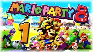 Let's Play Mario Party 8 [Deutsch] - Part 1 - Party like a Mario