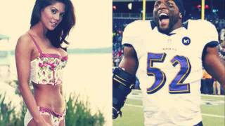 """Wes Welkers wife blasts Ray Lewis calling him """"not a role model or hall of famer"""""""