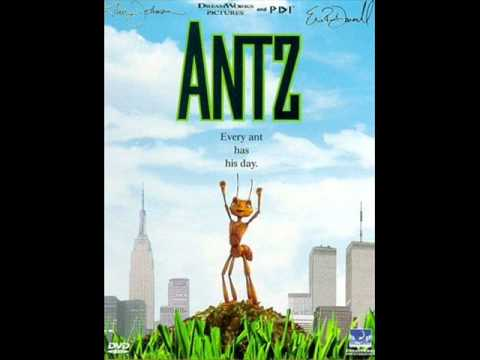 08. The Antz Go Marching To War - Antz OST
