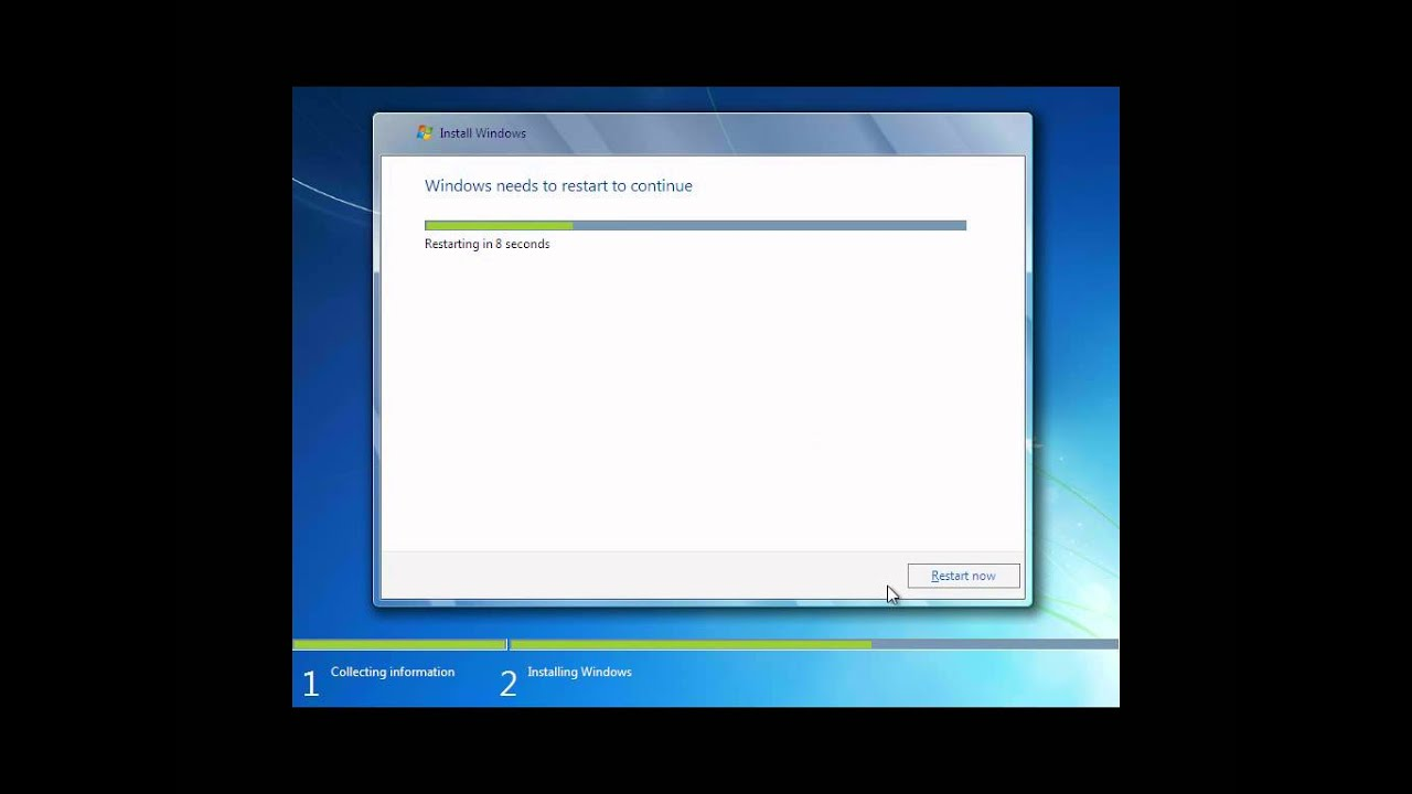 Resume Windows 7 Without Password. installing windows 7 starter on ...