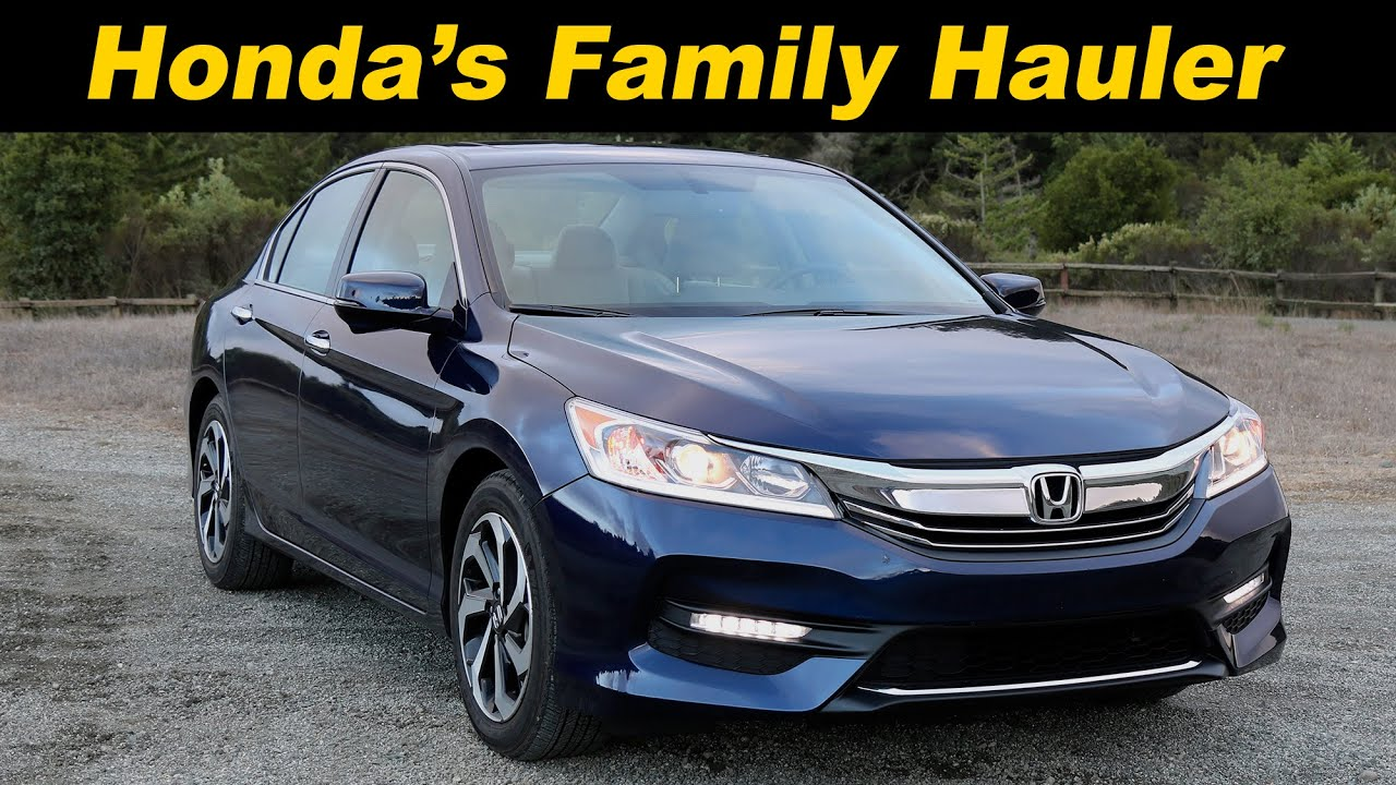 2016 2017 honda accord review and road test detailed in 4k youtube. Black Bedroom Furniture Sets. Home Design Ideas