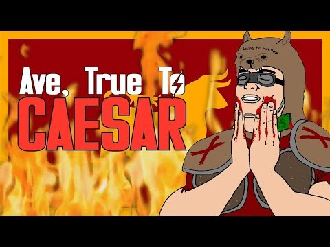 Fallout New Vegas: The Render Unto Caesar Experience