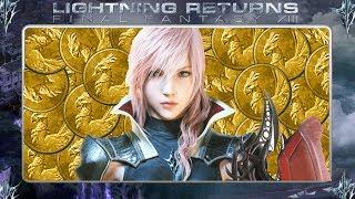 Lightning Returns FF XIII - Quick Gil/Money, Quick EP!!!!