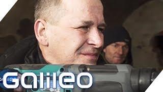 Schatzsuche im ehemaligen Nazi-Sanatorium | Galileo | ProSieben