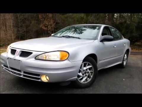 2004 Pontiac Grand Am SE Review