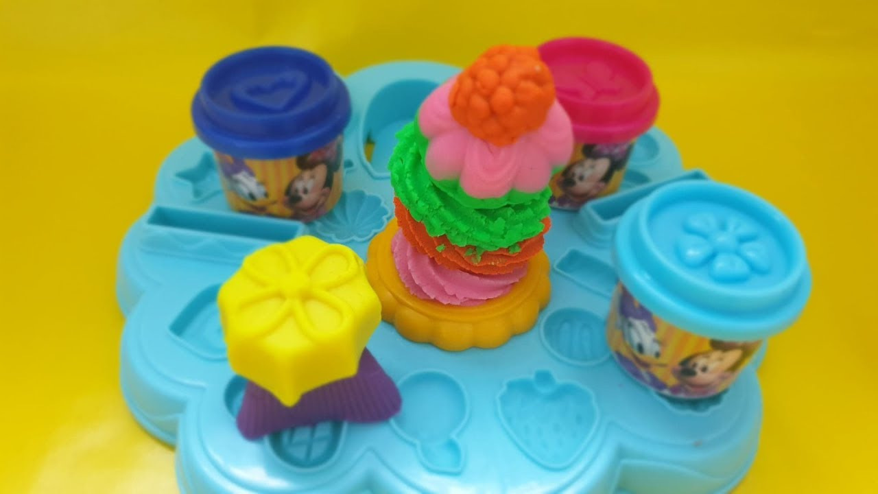 Play Doh Knet Küche Play Doh Playset Disney With Swirl And Forms For Kids