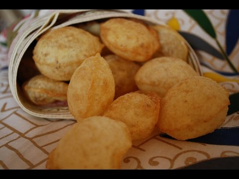 Phuchka/ Pani Puri/ Gol Gappa- Hollow Chips Drowned in Flavorful Water! Yummy