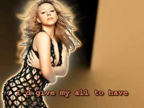 Mariah Carey — All My Life. Mariah Carey — Mi...