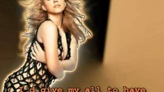 Mariah Carey - My All - Karaoke/Instrumental