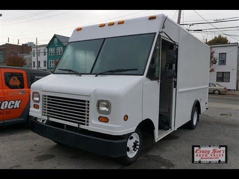 2008 Ford Step Van For Sale New York - YouTube