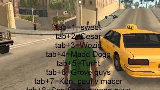 Repeat youtube video Descargar cleo mods mas usados de Gta San Andreas