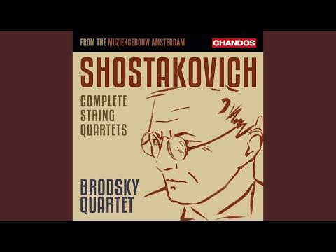 String Quartet No. 1 In C Major, Op. 49: I. Moderato (Live)