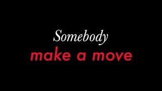 Icon For Hire ~ Make A Move ~ Lyrics
