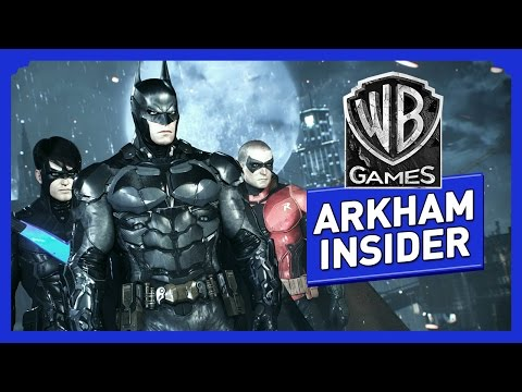 Batman Arkham Insider #1 - Coulisses au coeur de Rocksteady Studios