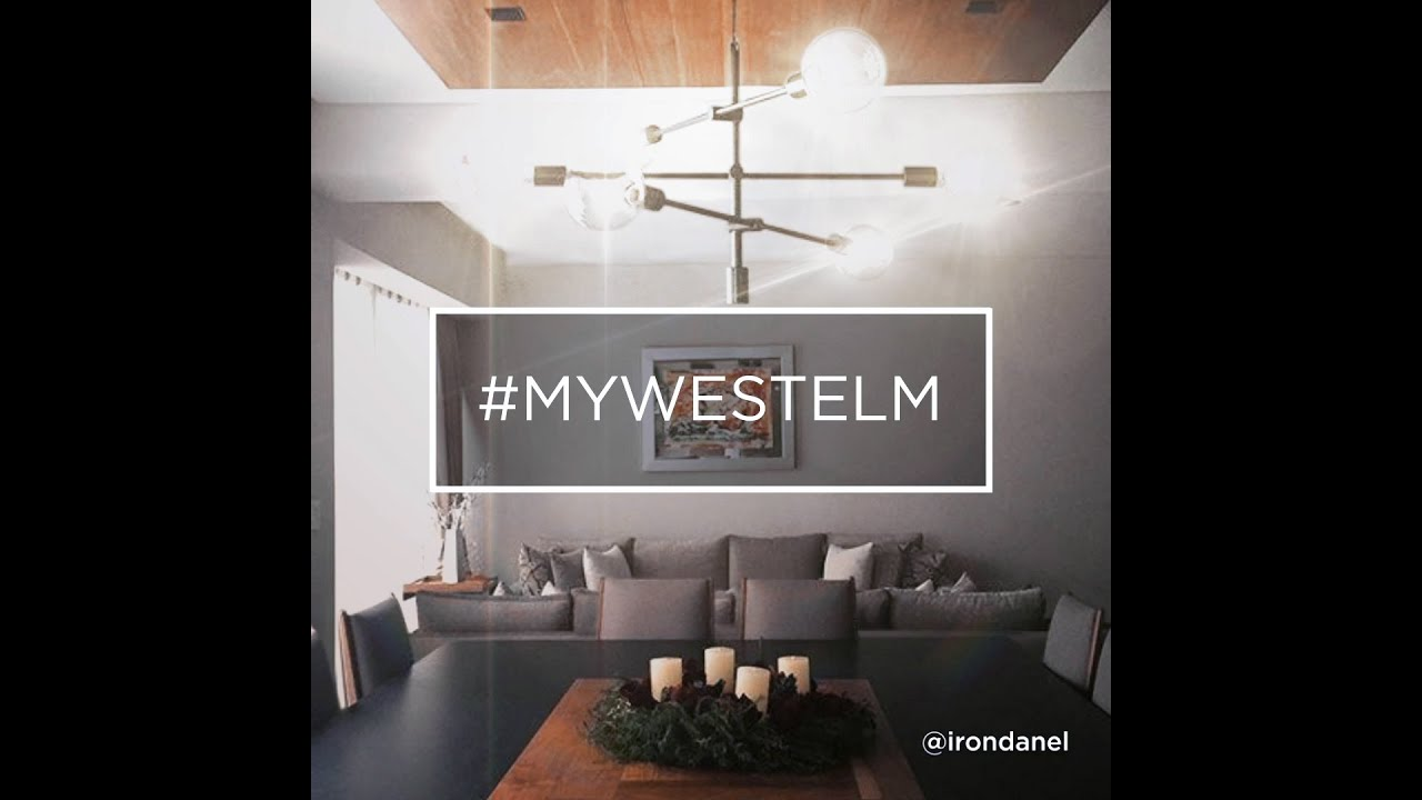 The Mobile Chandelier Mywestelm West Elm