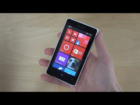 Microsoft Lumia 532 - Review (4K)