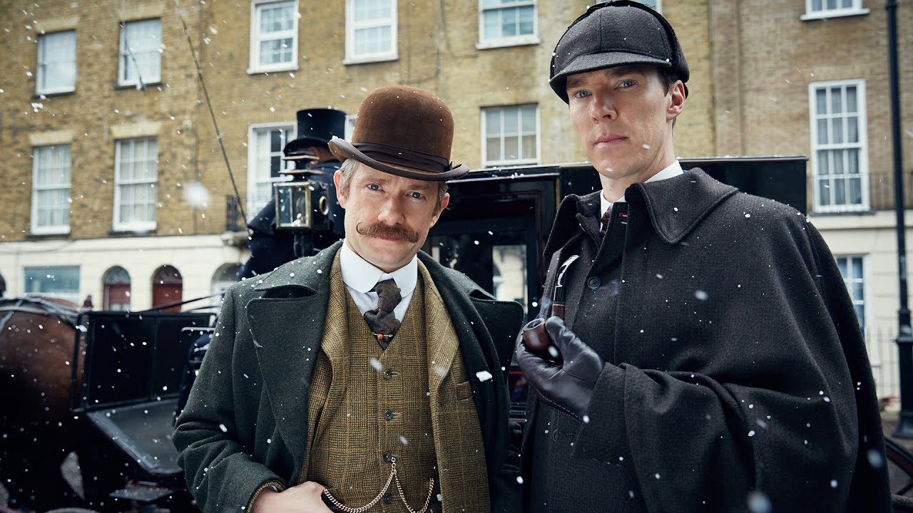Sherlock: The Abominable Bride (Trailer 2) - YouTube