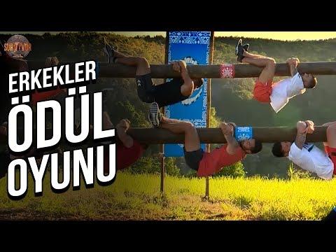 Erkek Yarışmacılar Ödül Oyunu | 8. Bölüm | Survivor Türkiye - Yunanistan