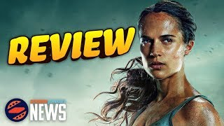 Tomb Raider: Good Video Game Movie? - Review!