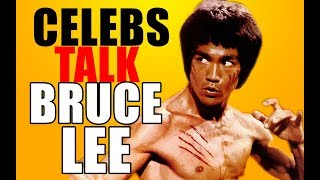 Video Celebrities talk about Bruce Lee download MP3, 3GP, MP4, WEBM, AVI, FLV September 2018
