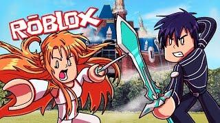 Roblox | WORLDS STRONGEST BOSS - Sword Art Online! (SAO Roblox)
