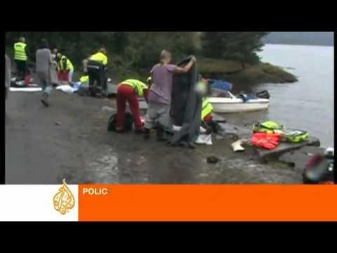 Interview  Norway shooting witness