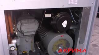 Винтовой компрессор HITACHI(Высокоэффективный и надежный компрессор высокого давления, который может использоваться для подачи сжато..., 2016-02-04T21:06:19.000Z)