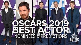 2019 Best Actor Oscar Predictions