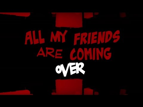 Jacob Sartorius - All My Friends (Official Lyric Video)