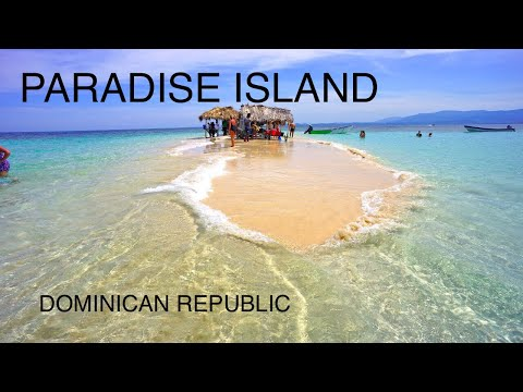Paradise island , Dominican Republic HD