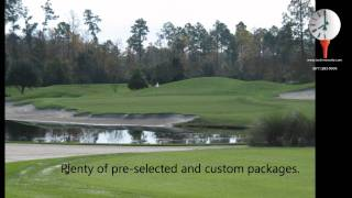 Myrtle Beach tee times only  golf packages
