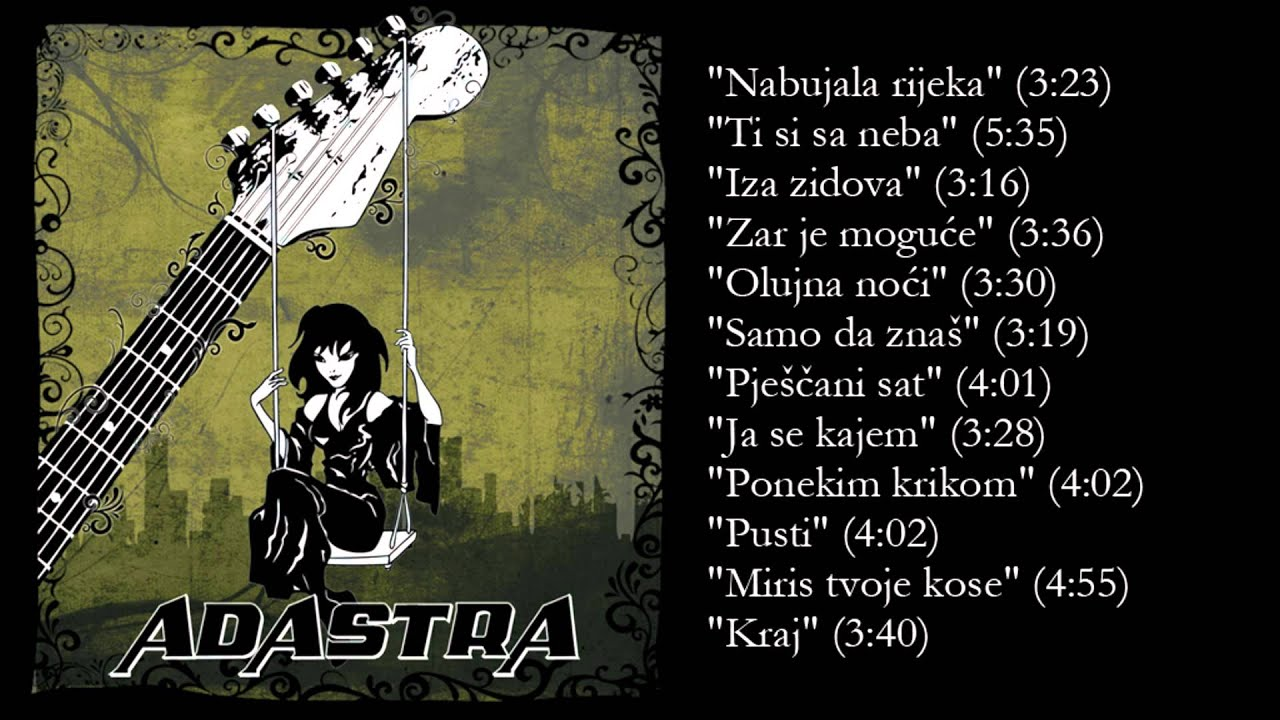 Adastra Nabujala Rijeka Album Playlist Rijeka Album Playlist